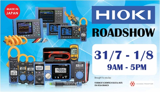 HIOKI ROADSHOW::